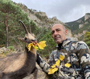 Chasse de l'Isard dans les Pyrénées