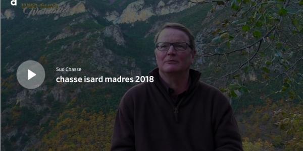 Chasse isard 2018